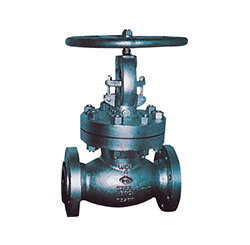 Flangde ANSI cast steel isolating valve